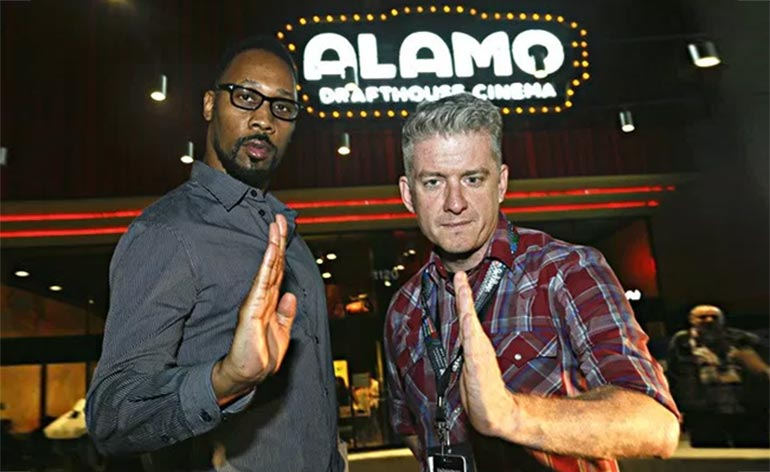 RZA Opens Kung Fu-Themed Bar with Alamo Drafthouse!