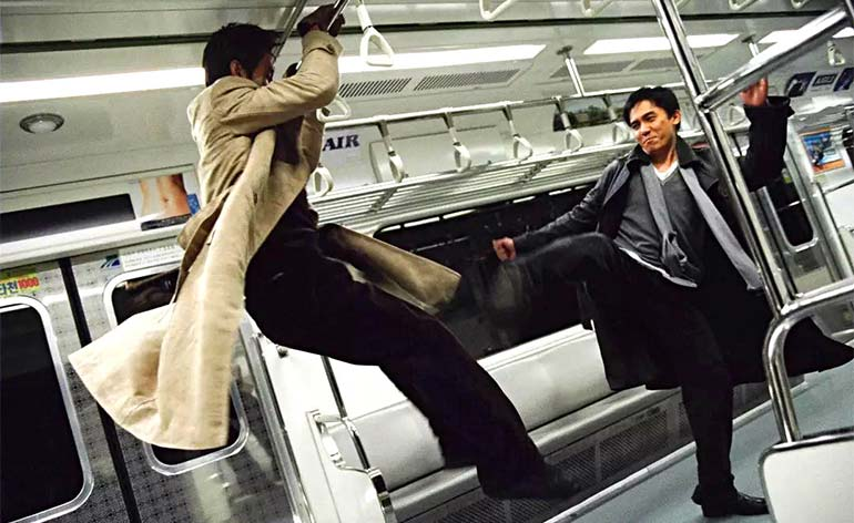 Seoul Raiders (2005) -Kung Fu Kingdom