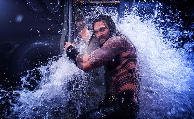 AQUAMAN - Action Special! -Kung Fu Kingdom