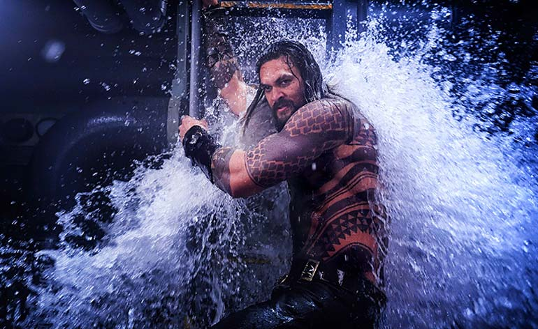 AQUAMAN — Action Special!