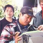 Director Sammo Hung worked with a Hollywood crew