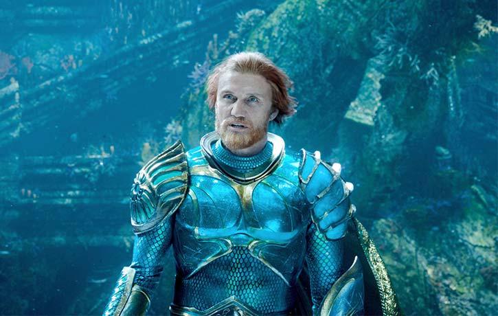 King Nereus of Xebel is sceptical of Orm's proposal