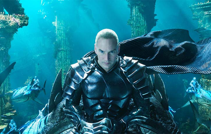 Orm is determined to rule the high seas as Ocean Master