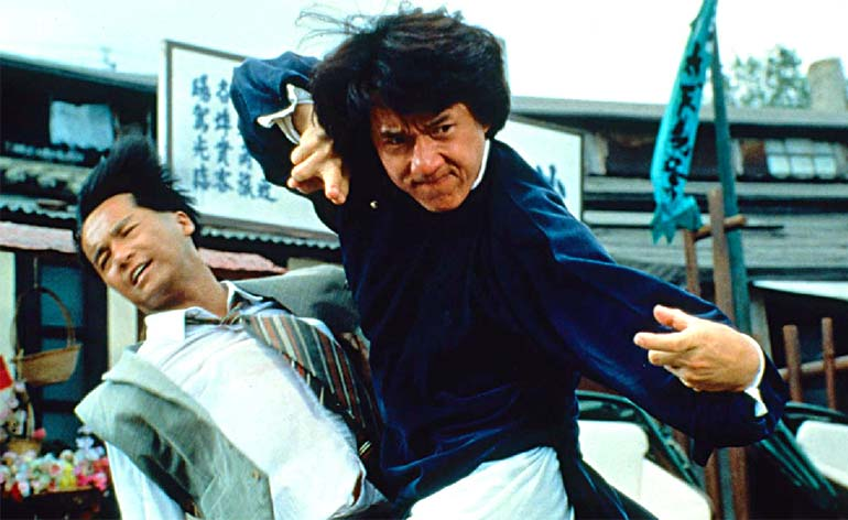 Top 10 Drunken Martial Arts Movie Fights!