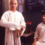 Wong Fei Hung is also a master of medicine
