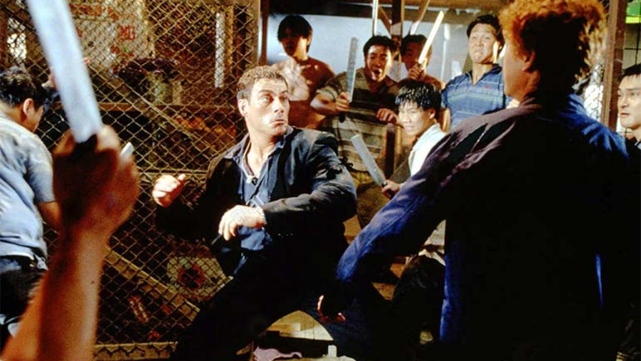 Knock Off (1998) - Kung-fu Kingdom