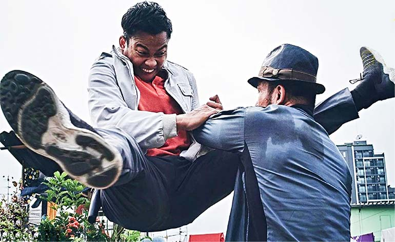 """Paradox"" starring Tony Jaa & Louis Koo! - Kung Fu Kingdom"