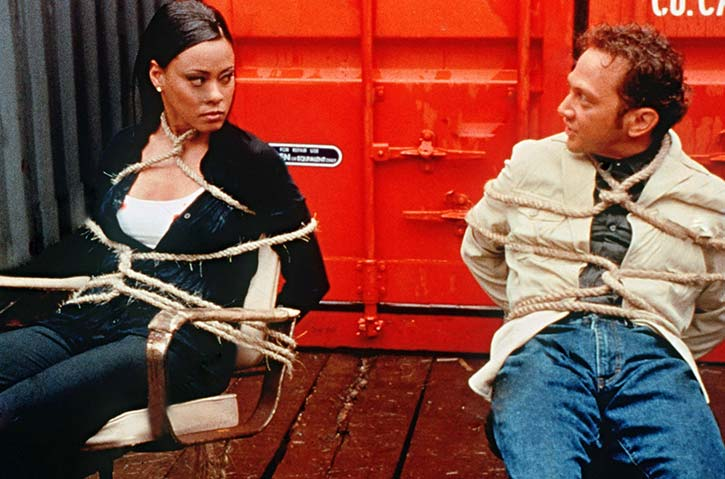 Tommy and Victoria get the chair
