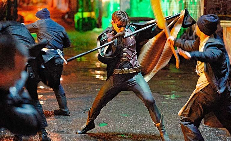 Titans (2018) -Kung Fu Kingdom