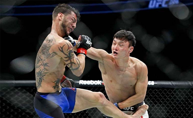 Top 5 MMA Finishes – Doo Ho Choi - Kung-fu Kingdom