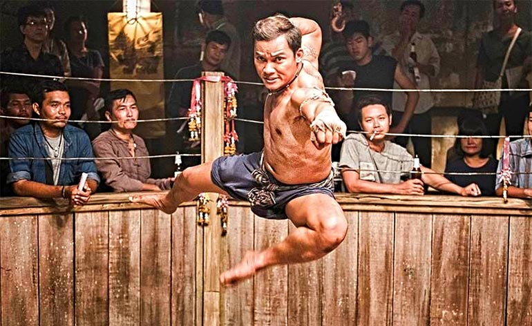 Interview with Tony Jaa -Kung Fu Kingdom