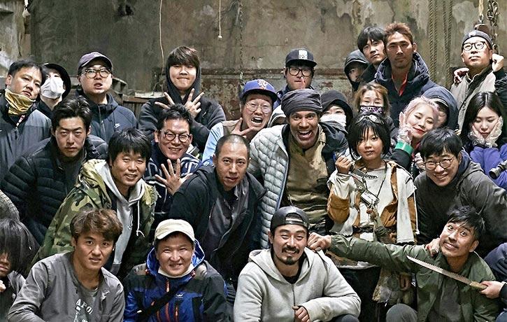 Revenger cast and crew!