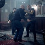 Scott Adkins cuts loose in Jesse's upcoming film, Avengement