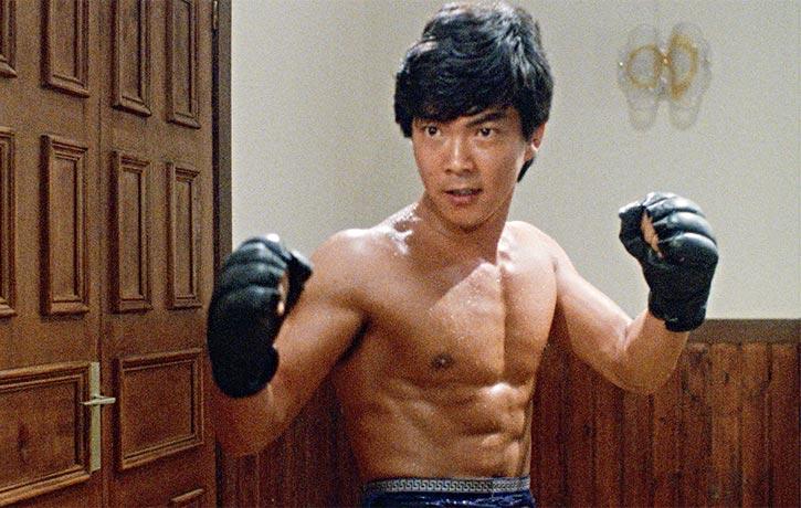Yuen Biao stars as David
