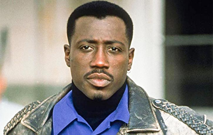 A pre Blade Wesley Snipes stars as John Cutter