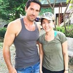 Jeeja worked with Scott Adkins on 2016's Hard Target 2