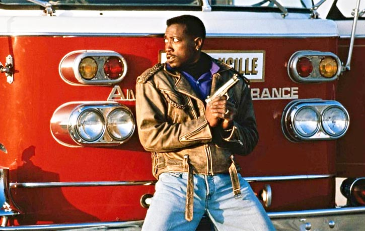 Passenger 57 is a quick but thoroughly entertaining action fix!