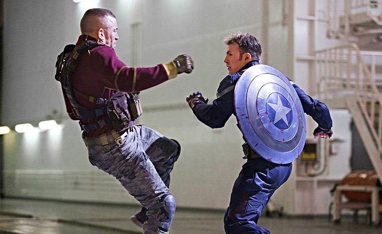 Top 10 Superhero Movie Fights  — Part 2