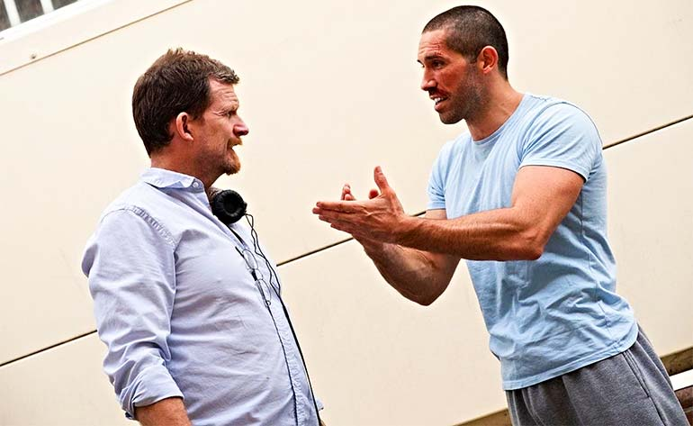Avengement - Interview with Scott Adkins -Kung Fu Kingdom