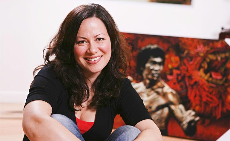 Interview with Shannon Lee -Kung Fu Kingdom