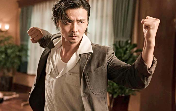 Max returns to the role of Cheung Tin-chi in Master Z Ip Man Legacy!
