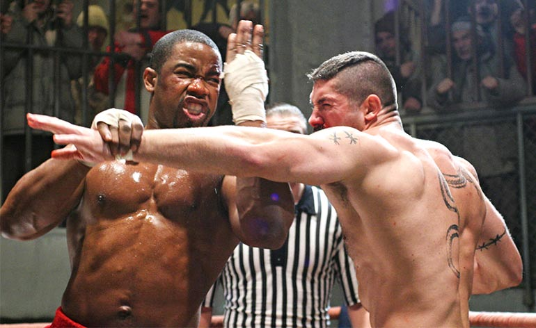Top 10 Michael Jai White Movie Fights