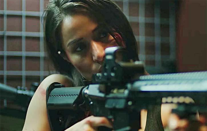Ready, aim...