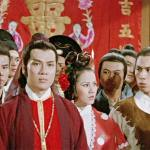 The wedding party of Kao Pang is gate-crashed by Pak Chang Tong