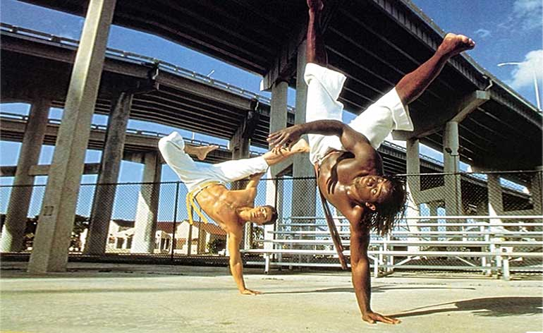Top 5 Capoeira Movie Fights -Kung Fu Kingdom