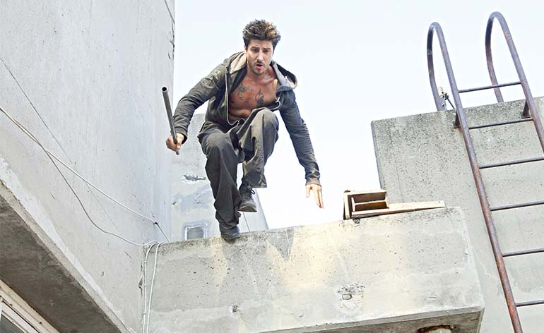 Top 5 Parkour Movie Scenes