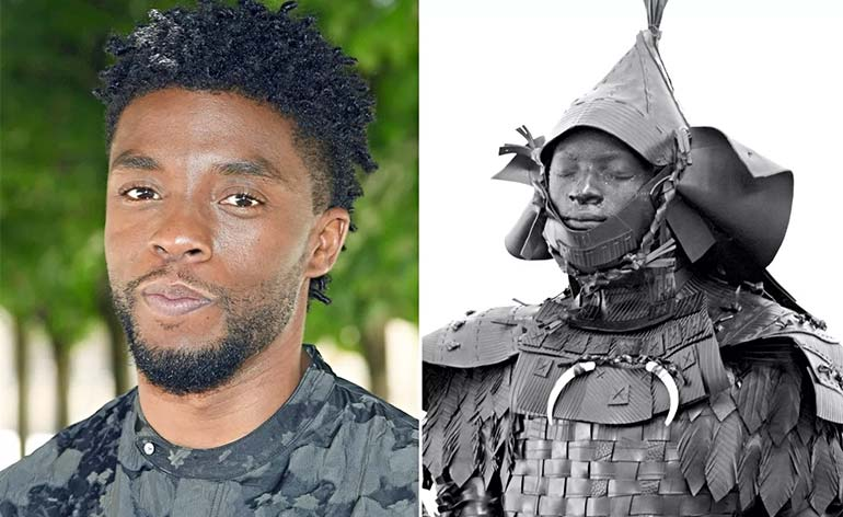 Yasuke — Upcoming Samurai Film Starring Chadwick Boseman