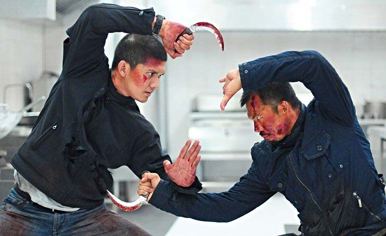 Top 10 Iko Uwais Movie Fights