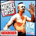 Kickboxer's Tong Po himself Michel Qissi