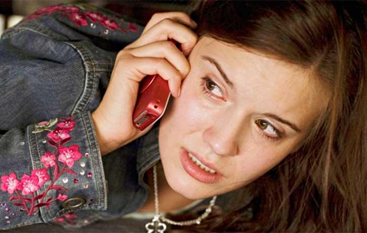 Maggie Grace stars as Kim Mills