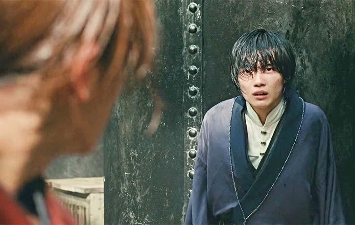 Seta Sojiro returns for a rematch