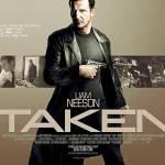 Taken -film poster