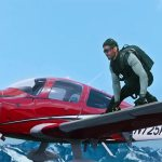Kabir's mission takes him airborne