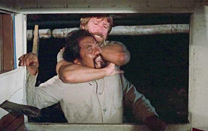 Braddock gets his hands on Vinh