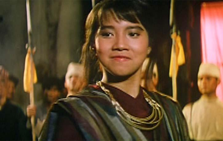 Cindy Lau Chin-Dai appears as Chin-chin
