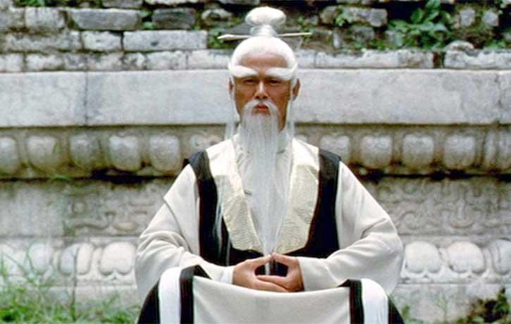 Gordon Liu as Master Pai Mai