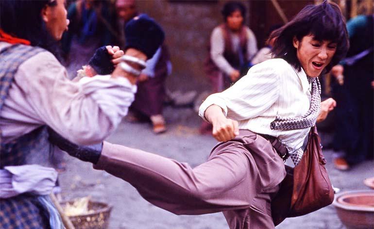 Magnificent Warriors (1987) -Kung Fu Kingdom