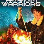 Michelle Yeoh - Magnificent Warriors -Fortune Star cover
