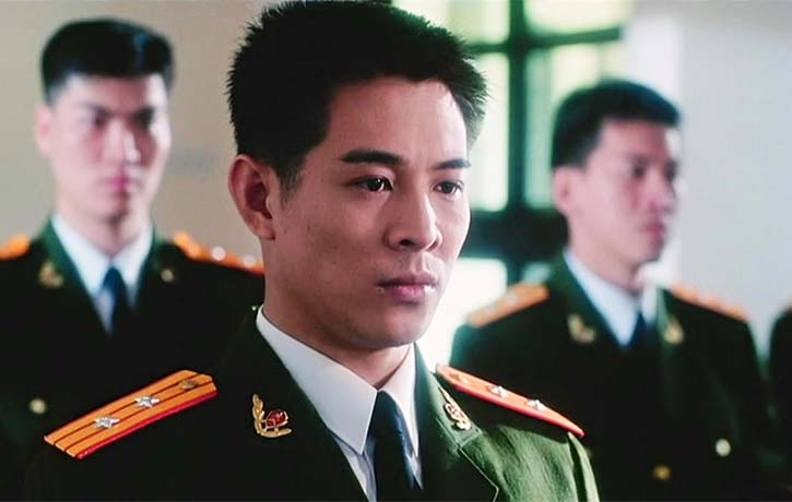 Allan Hui Ching-yeung AKA Lieutenant John Chang is a highly trained security expert in the Chinese army
