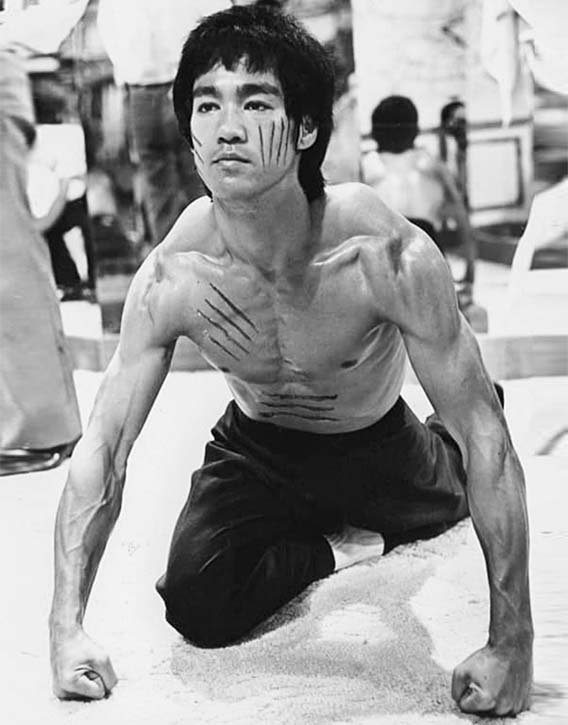 Bruce Lee brought the Kung Fu Connection to the big time