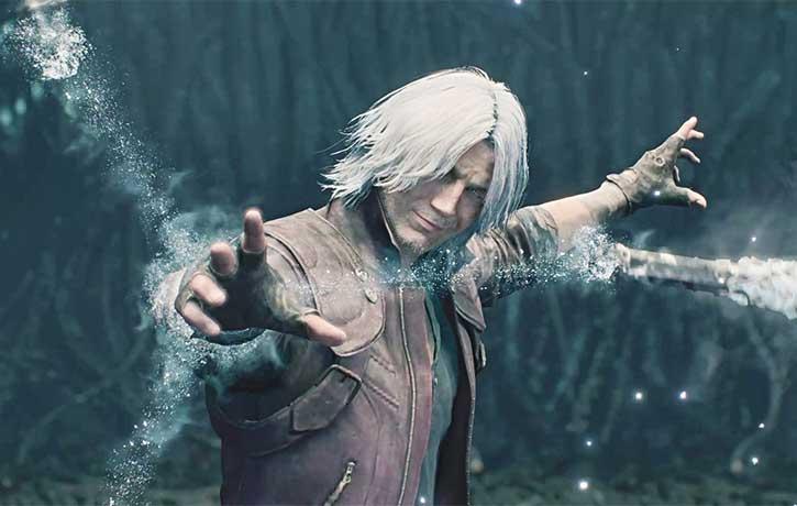Dante got some mystic FU!
