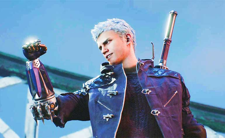 Devil May Cry 5 (2019)