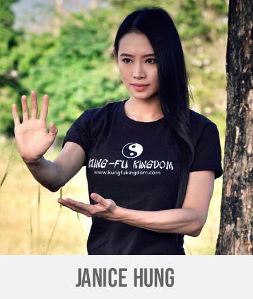 Janice Hung - Kung Fu Kingdom