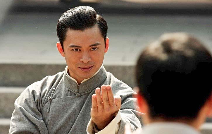Louis Fan Siu-wong stars as Ip Tin-chi