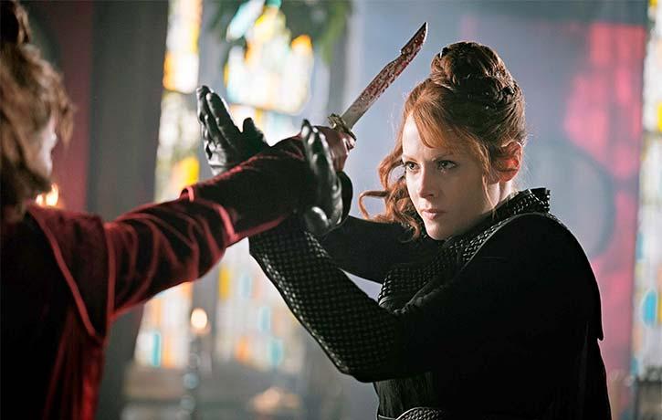 Minerva battles for her own soul
