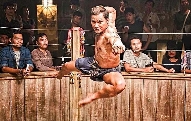 Tony Jaa's flight from Thailand